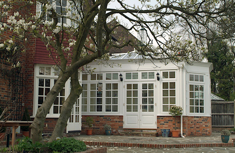 Bespoke Orangeries from The Kent Conservatory Company