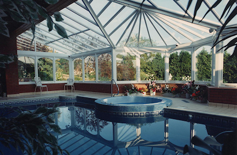 Indoor Pool Enclosure